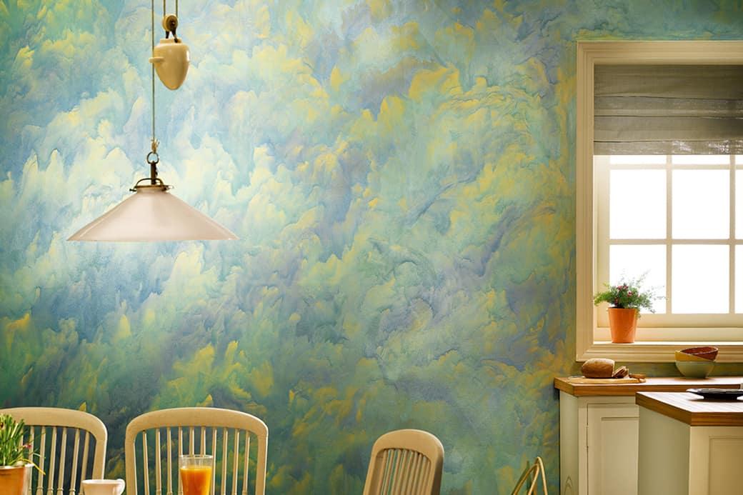 معلم دهان بجدة - لعمل دهانات الحوائط وتركيب ورق الجدران